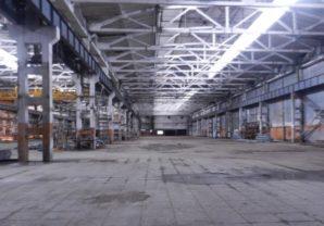 Описание Производственно-складского комплекса