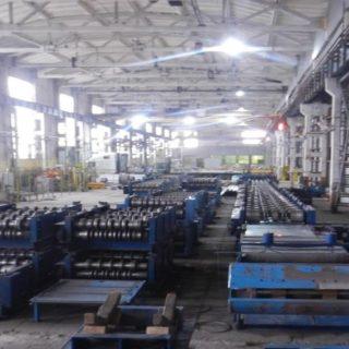 Описание Производственно-складского комплекса1